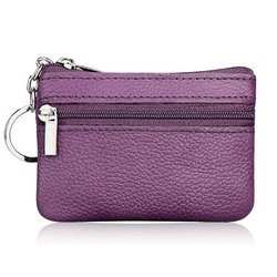 Leather Ladies Coin Bag