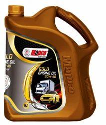 5 Liter Gold Engine Oil 20W-40