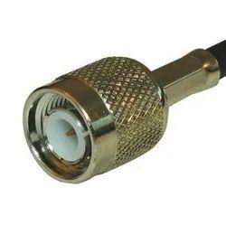 TNC Plug Crimp Type