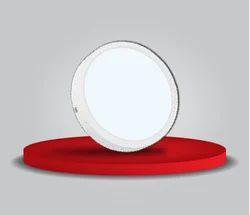 Slim Surface Round Panel Light 8 Watt