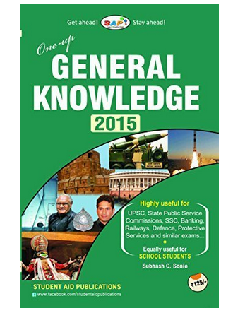 Best General Knowledge Book 2015