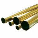 Round Brass Tube