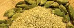 Food Grain Cardamom Powder, Packaging Size: 25KG