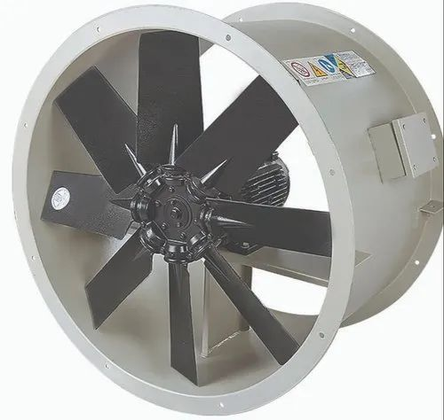 Axial Fans - Tube Axial Fans Manufacturer from Pune