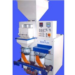 Semi Automatic Granules Pouch Packaging Machines