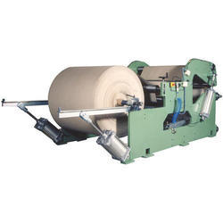 Center Slitting Rewinder Machine