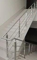 Square Stair Railing