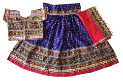 Indian Ethnic Banjara Style Chaniya Choli