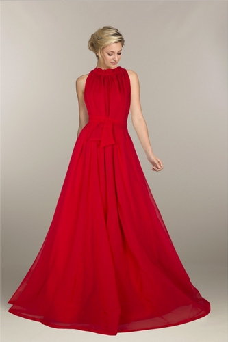 fa9efaa8f272 Zovil Red Western Gown Dyna Color