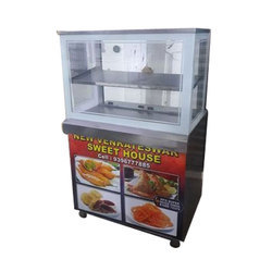Stainless Steel Snack Counter