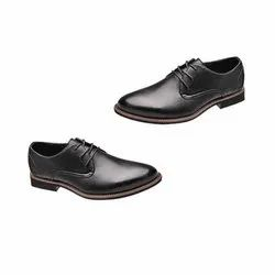 Laces Mens Leather Formal Shoes, Size/Dimension: 6-12