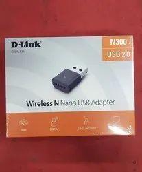 D-Link Black Wireless Indoor DWA-131