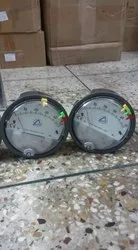 Aerosense Model ASG-10MM Differential Pressure Gauge Range 10 MM