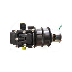 110 Psi Open DC Motor