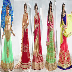 Wedding Wear Fancy Bridal Lehenga Choli