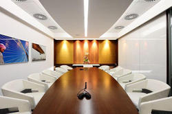 Conference Room Designing Services In Mumbai - Conference room design