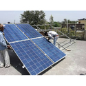 Roof Top Solar Power Plant Installation, Application/usage: Commercial
