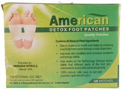 American Detox Foot Patches