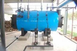 Horizontal Steam Boiler