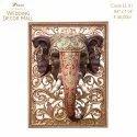 EL01 Fiberglass Elephant