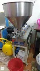 Paste Gel Cream Filling Machine