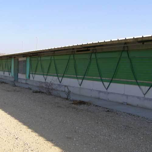 Poultry Farm Fabrication Services