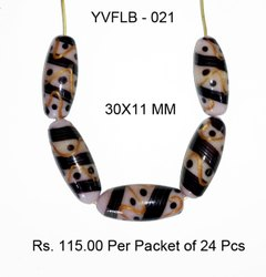 Lampwork Fancy Glass Beads - YVFLB-021