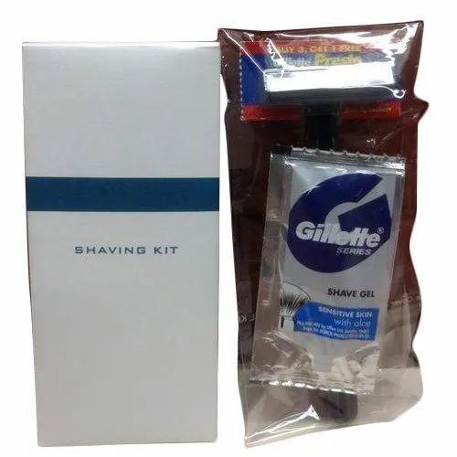 Gillette Hotel Shaving Kit