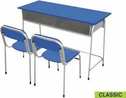 School Furniture Classroom Desk Bench Educational Chair