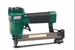 Omer Heavy Duty Pneumatic Stapler with Folding Attachment