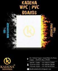 15 Mm Kadena WPC Board