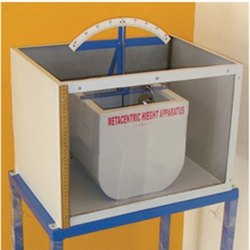 ETI Metacentric Height Apparatus