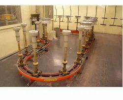 Inverted Floor Conveyor