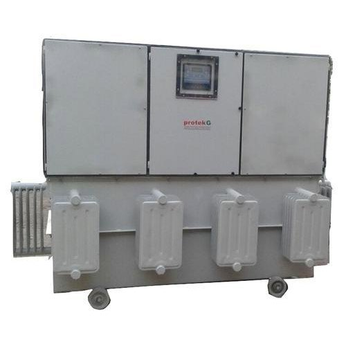 Three Phase Automatic Voltage Stabilizer