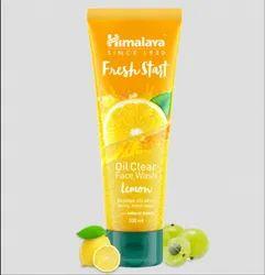 Himalaya Fresh Start Oil Clear Lemon Face Wash, Pack Size: 50 mL
