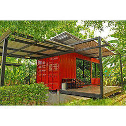 Modular Container Home