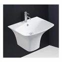 Hindware Pedestal Washbasin (white)