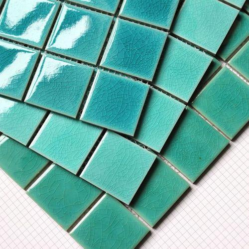 Swimming Pool Ceramic Tile Size Small 4 Inch X 4 Inch