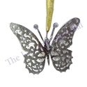 Hanging butterfly Christmas Ornaments
