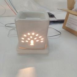 Electric Aroma Diffuser Lamp