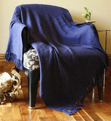 Knitted Bed Sofa Blanket Throw
