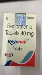 Regoratinib Tablets