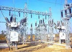 Electric Substation Construction Services in Aravali Vihar, Alwar