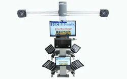 3D Wheel Alignment TM-50 PRO PLUS