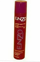 Red Enzo Hair Spray, Packaging Size: 450 Ml