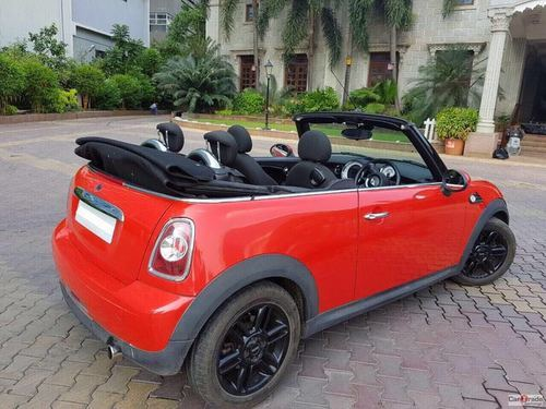 Used Mini Cooper Convertible >> Mini Cooper Convertible 1 Point 6 Used Car