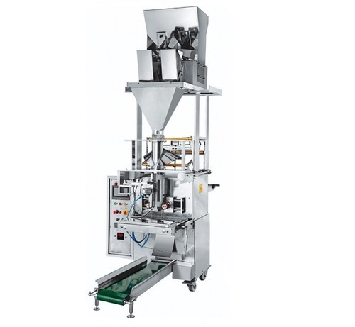 Paper Food Packing Machine with Weight System, For Powder, Capacity: 0-500  Pouch per hour, Rs 450000 /set | ID: 14762780973
