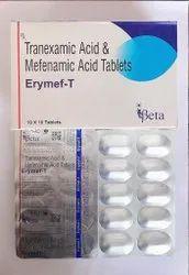 Erymef-T Tranexamic Acid & Mefenamic Acid Tablets