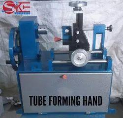 SKE Export cust iron Manual Tube Forming Machine