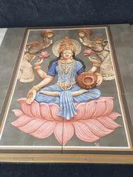 Lord Laxmi Tile